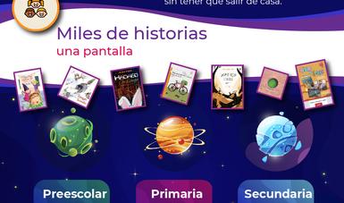 "Biblioteca Digital ""Miles de Historias"""