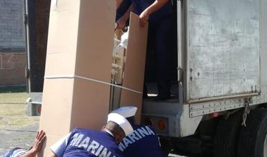 La Secretaría de Marina a través del Plan Marina sigue velando por el bienestar del pueblo mexicano
