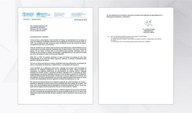 La Organización Mundial de la Salud hará reconocimiento al Gobierno de México por prohibir importación de vapeadores