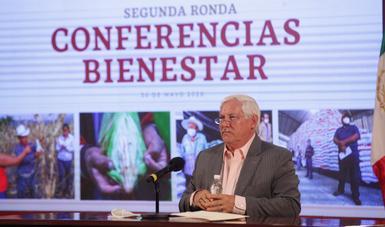 Registra Programa de Fertilizantes avance del 63 por ciento de abasto de fertilizantes para productores de pequeña escala en el estado de Guerrero, con la atención a más de 45 mil 235 agricultoras y agricultores.