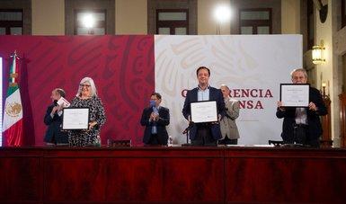 Versión estenográfica de las palabras de la secretaria de Economía, Graciela Márquez, en la conferencia de la Secretaría de Salud