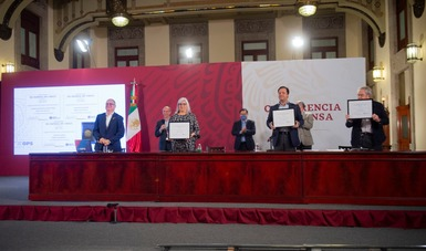 Reconocimiento de la OMS al Gobierno de México por prohibir importación de vapeadores