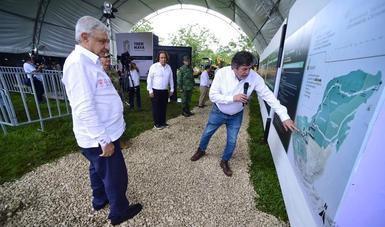 Con el Tren Maya promoveremos un destino de talla mundial respetando la selva y la riqueza de Chiapas: Fonatur