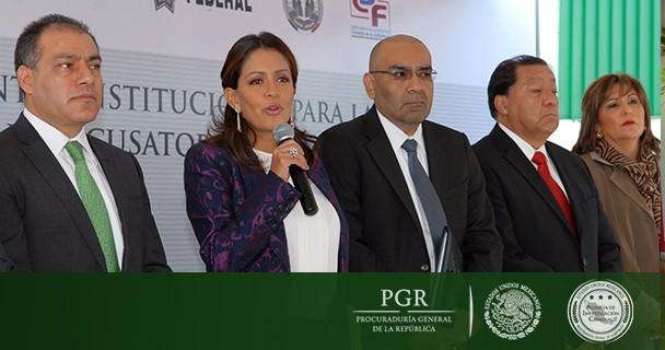 Renovar la confianza de los ciudadanos en nuestras instituciones de seguridad pública, procuración y administración de justicia.