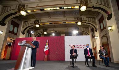 Conferencia Presidencial, 11 de junio 2020.