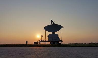 Las fuerzas armadas contribuyen al desarrollo tecnológico y de investigación con la entrega del prototipo de radar Tzinacan.