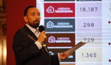 Exhorta Vocal Ejecutivo del FOVISSSTE a trabajadores a ejercer sus créditos hipotecarios