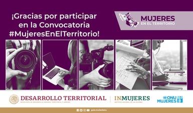 Primera edición de la Convocatoria Mujeres en el Territorio.