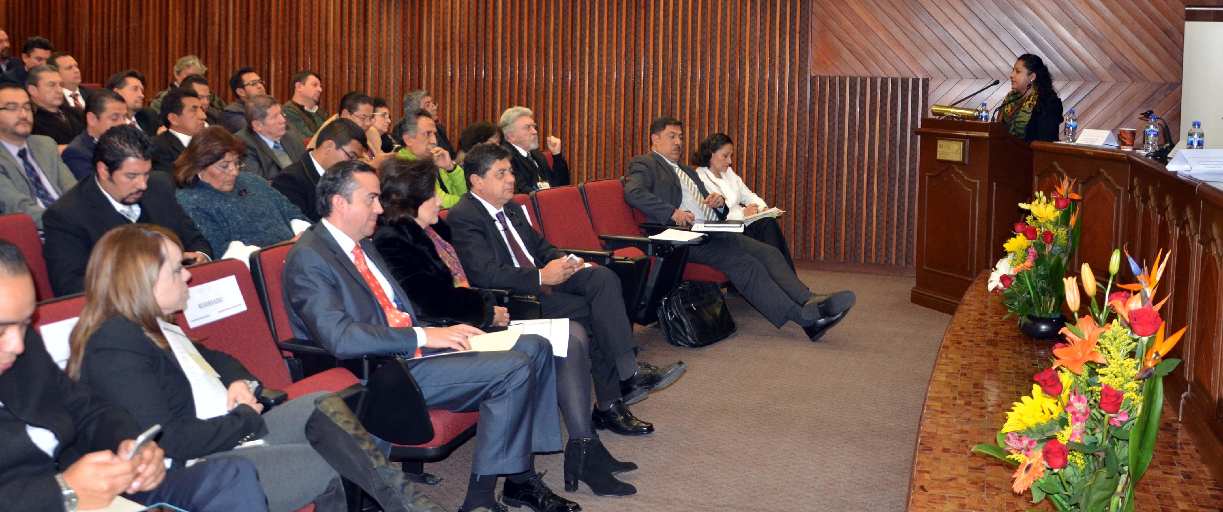 Primera Reunión de Infraestructura en Salud