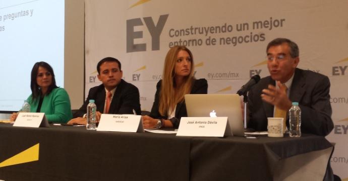 Presentan Estudio de Capital Emprendedor en México