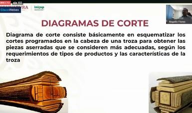 El Dr. Rogelio Flores recomienda la capacitación constante del equipo de aserrío