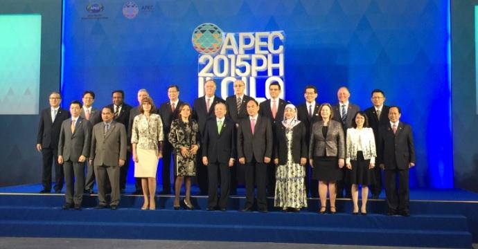 INADEM participa en la Reunión Ministerial de Pequeña y Mediana Empresa del APEC