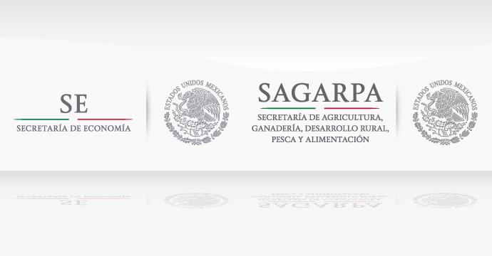 Se reúnen los secretarios José Calzada e Ildefonso Guajardo con representantes de la cadena productiva nacional de la leche