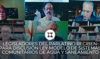 Esta es la primera ocasión en que un grupo interinstitucional de México impulsa una propuesta de Ley Modelo ante el PARLATINO, buscando que se beneficie a toda la región Latinoamérica y del Caribe.