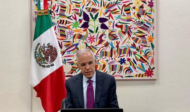 México y España sostienen consultas viceministeriales de política exterior