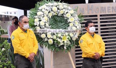11 de julio Día Nacional del Combatiente de Incendios Forestales