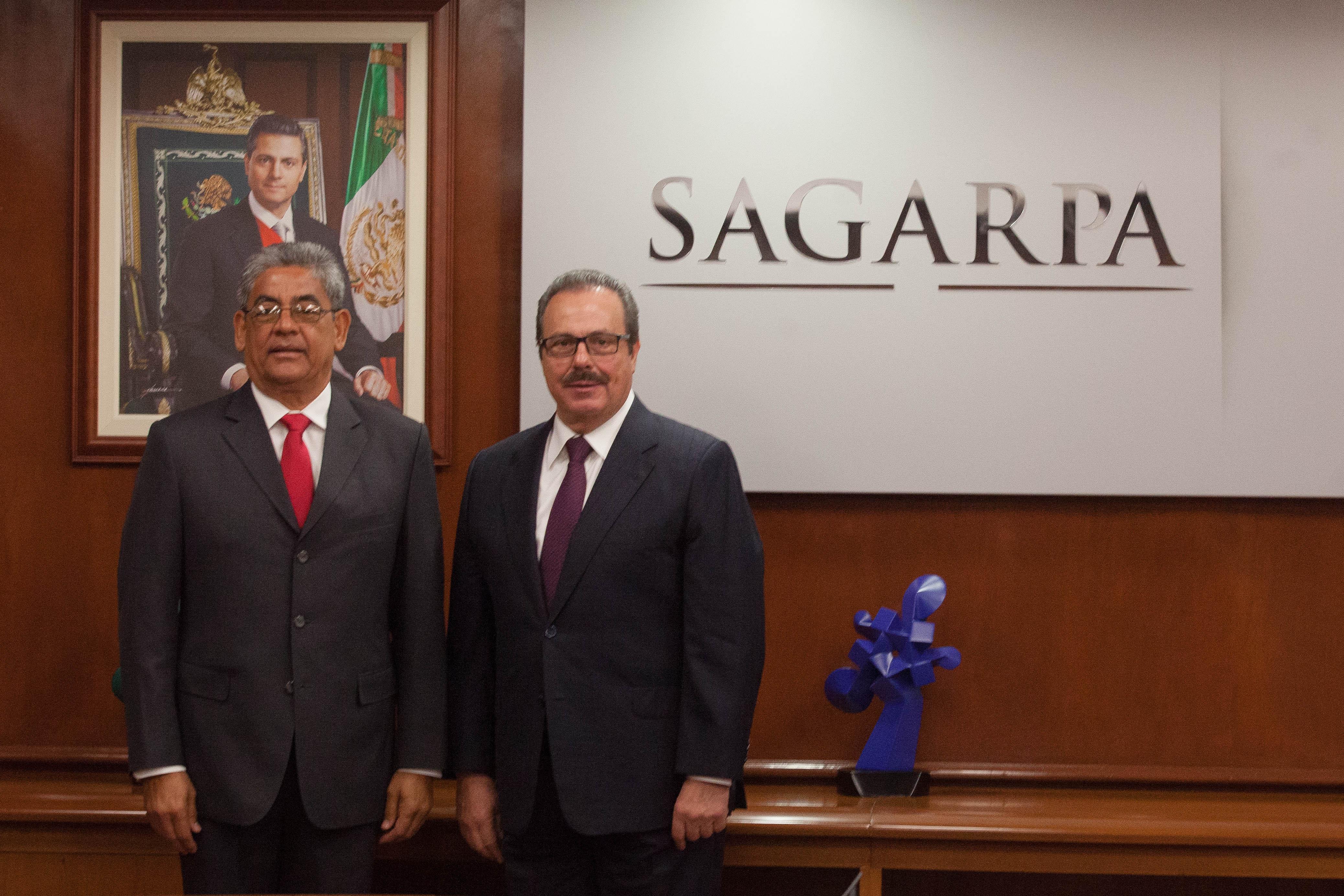 Acuerdan México y Belice generar una agenda regional sobre cooperación y comercio agroalimentario.