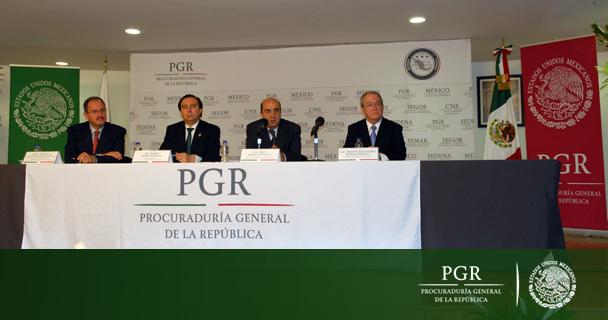 Procurador General de la Republica, Jesús Murillo Karam