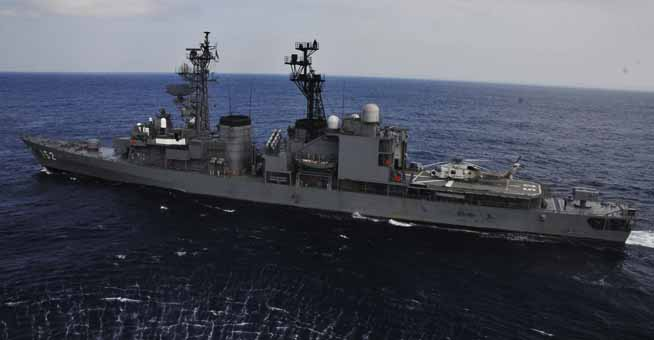 SEMAR recibe escuadra Japonesa