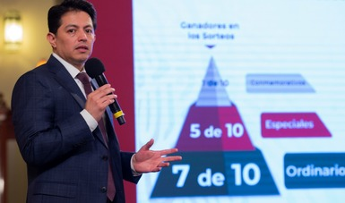 En 5 sorteos digitales, el ISSSTE ha entregado 10,851 millones de pesos en préstamos personales para la reactivación económica del país.