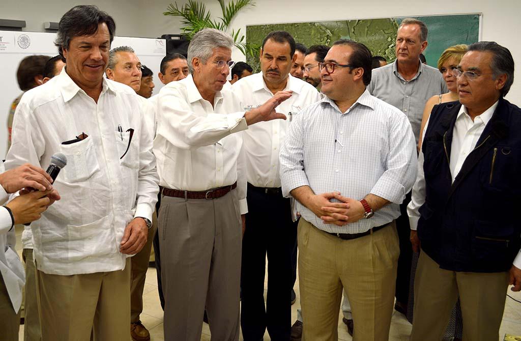 Inversión de 23 mmdp en cinco terminales en el nuevo puerto de Veracruz