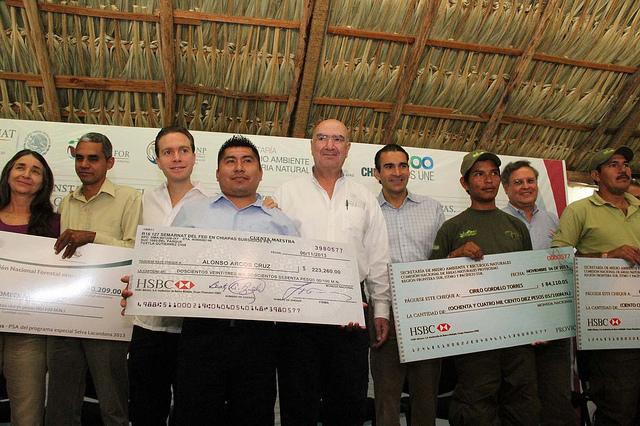El Gobernador Velasco Coello agradeció los apoyos federales y aseguró que estos serán bien invertidos