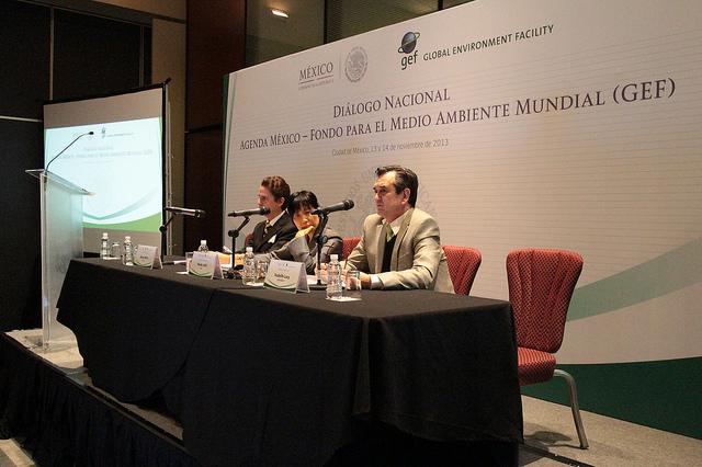 México se mantiene como un actor con responsabilidad global frente a los temas medioambientales