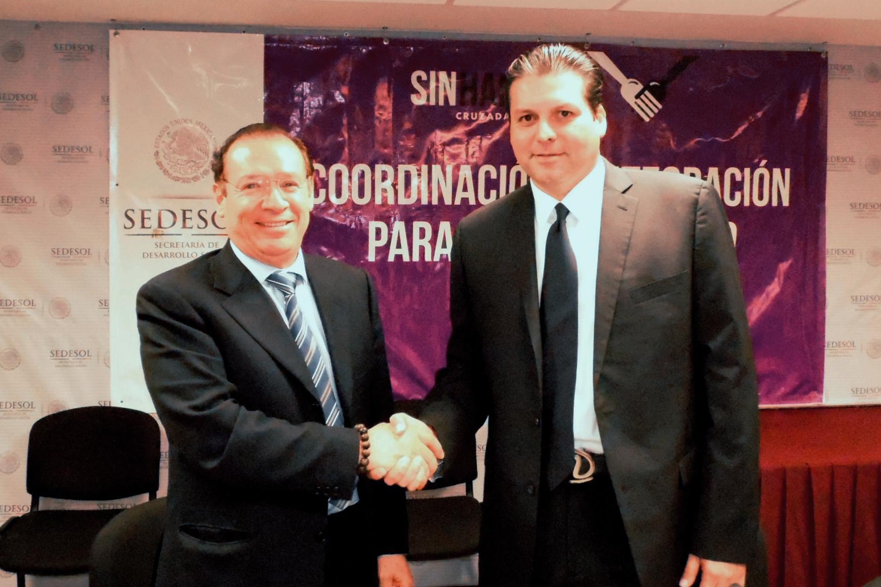 Mario Zamora Gastelum, nuevo titular de la Unidad de Coordinación de Delegaciones de la SEDESOL