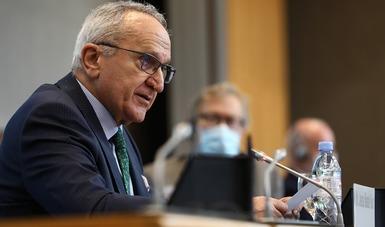 El Dr. Jesús Seade Kuri presenta su candidatura a la Dirección General de la OMC en Ginebra, Berlín y París