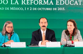 Reforma Educativa concluirá hasta que llegue a cada escuela y salón de clase: Treviño Cantú