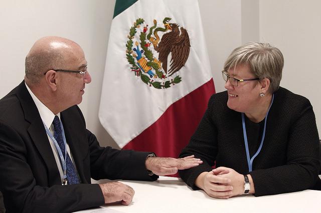El Secretario Juan José Guerra Abud encabezó la delegación mexicana en la COP 19