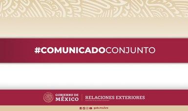México y Reino Unido impulsan la cooperación internacional para el acceso a las vacunas y tratamientos contra el COVID-19