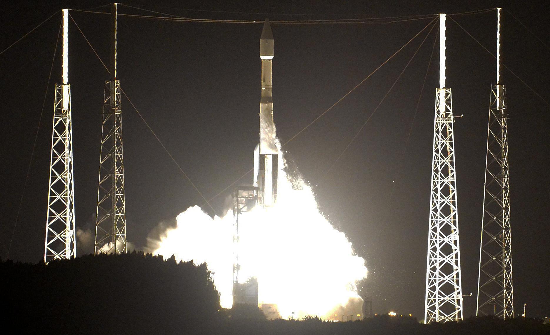 Con el Morelos 3, se consolida el sistema satelital mexicano MEXSAT