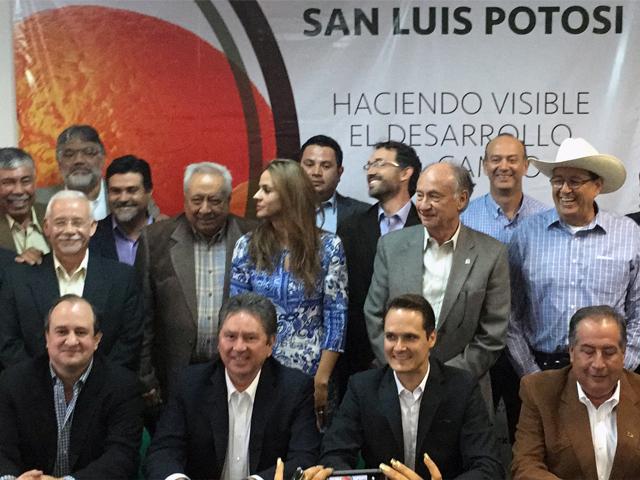 El delegado de la SAGARPA entrante se comprometió a llevar a cabo un trabajo cercano y constructivo con las autoridades de la entidad, productores y organizaciones para seguir edificando un estado más próspero y productivo.