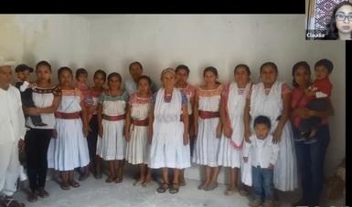 Reconocen investigadores la resiliencia y vitalidad de los pueblos originarios de Tlaxcala.