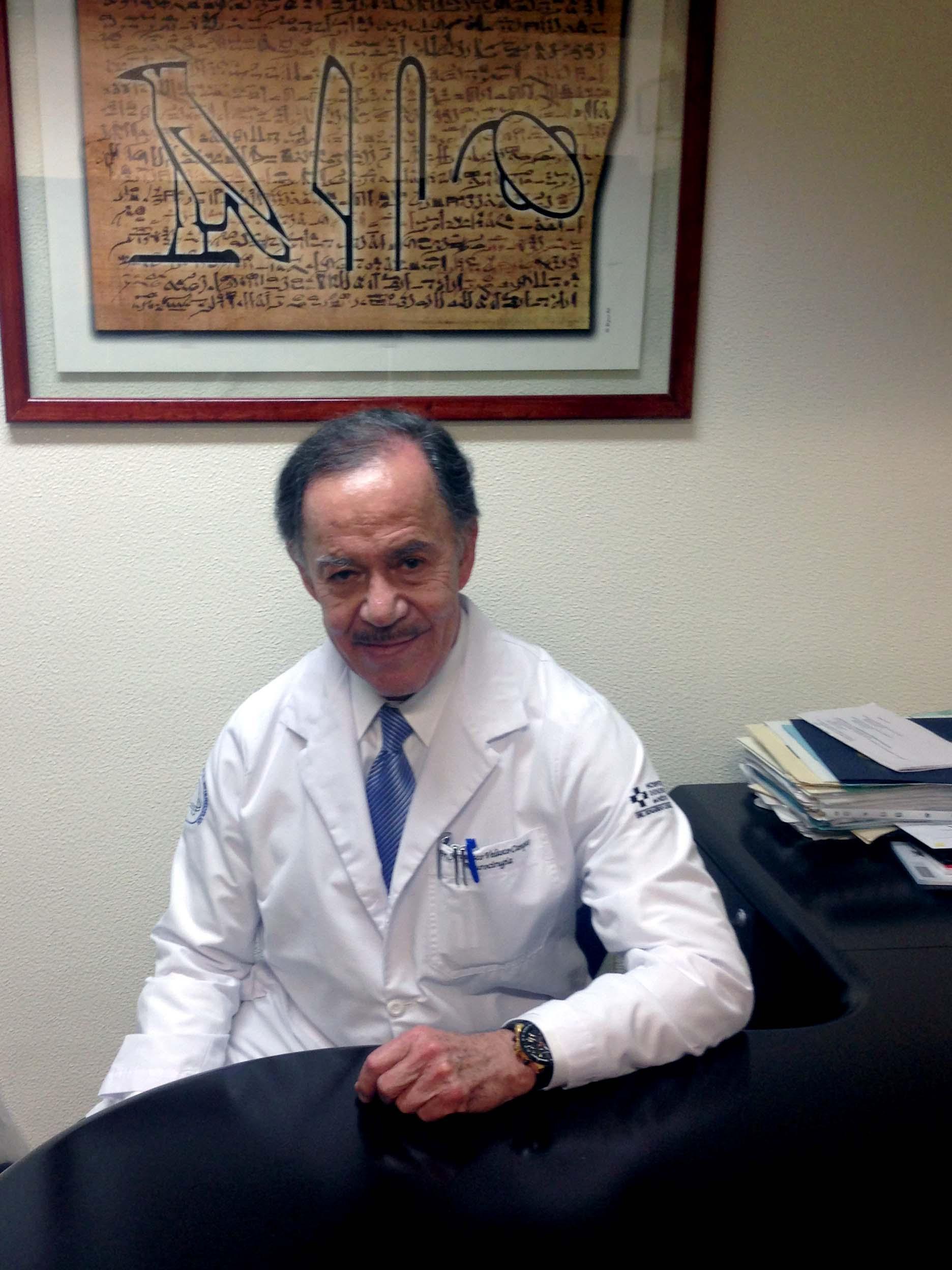 Doctor Fernando Velasco Campos