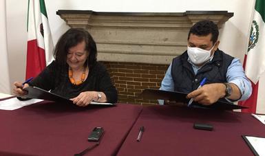 Indesol y Sembrando Vida firman convenio de colaboración para fortalecer a las comunidades