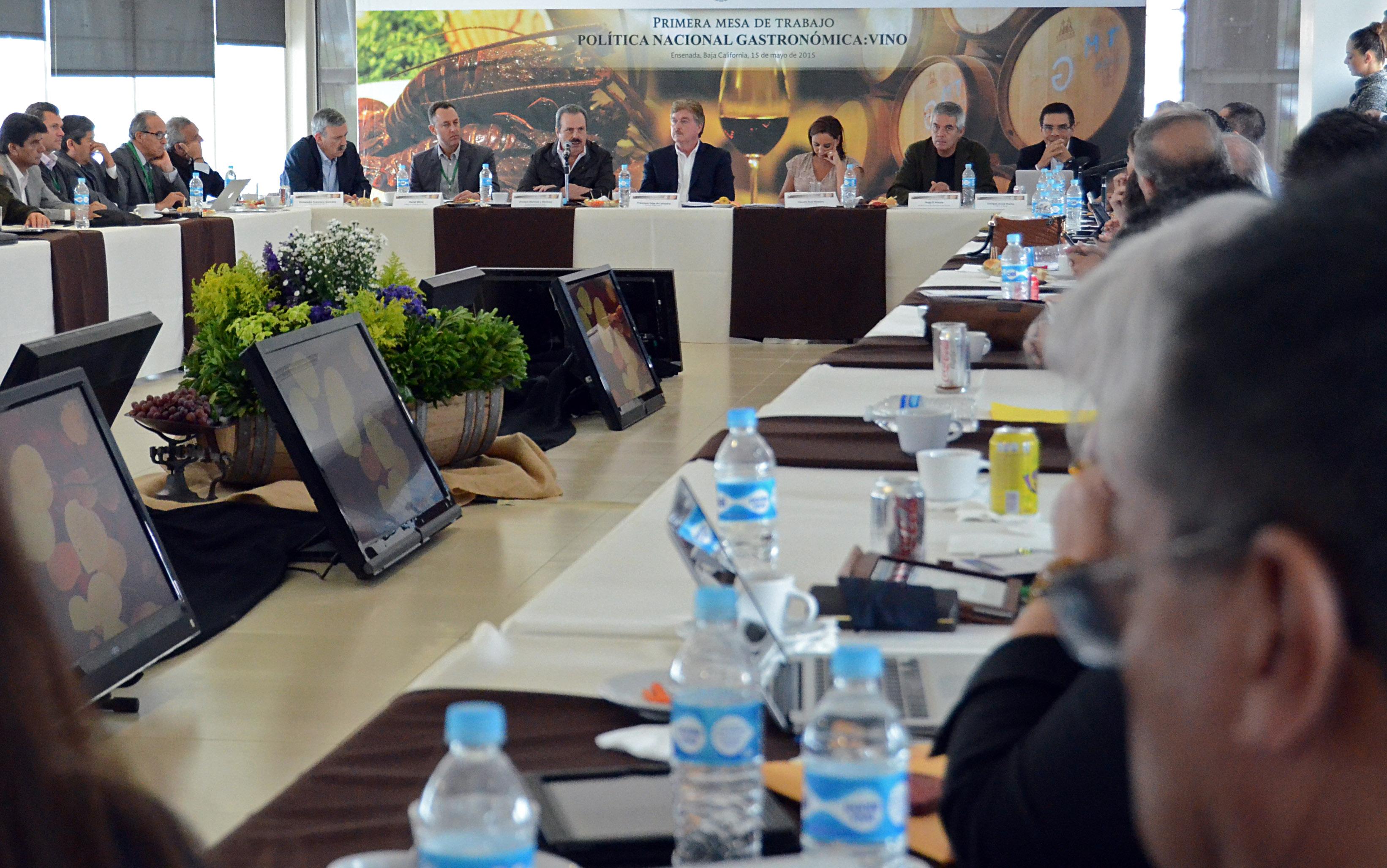 Impulsa Gobierno de la República sector vitivinícola nacional mediante zonas turísticas, actividad productiva y fomento a las exportaciones.