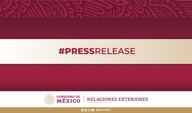 SRE announces consortium to finance 19 Mexican projects for the development of vaccines and treatments against COVID-19