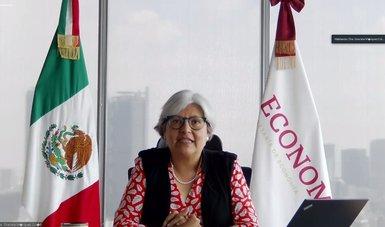 Versión del mensaje de la secretaria de Economía, Graciela Márquez, en la videoconferencia sobre El Buen Fin 2020, en su décima edición