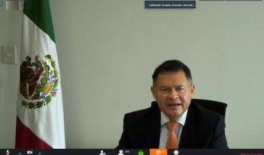 Palabras del subsecretario Ernesto Acevedo Fernández, en videoconferencia sobre El Buen Fin 2020, en su décima edición.