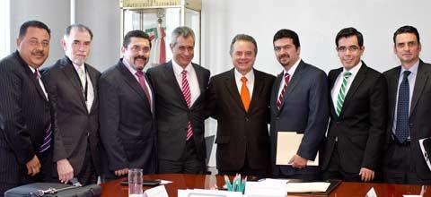 Pide Colima apoyo a la SENER para detonar proyectos de inversión en ciencia y tecnología