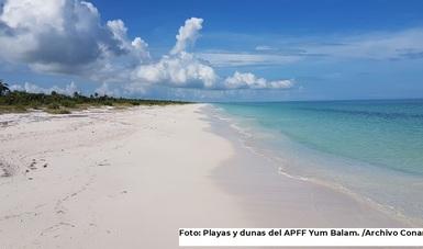 Zona Federal Marítimo Terrestre adyacente al ANP, mantiene su régimen de protección
