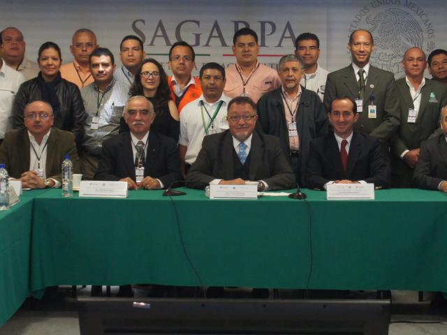 Se reunieron expertos de la OIRSA para analizar mecanismos y sistemas que faciliten el comercio internacional de alimentos.