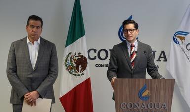 El Gobierno de México ha asegurado el agua de riego para los productores de Chihuahua