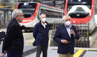 El Tren Interurbano México-Toluca contará con la tecnología más avanzada