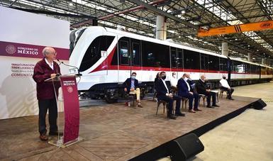 La Línea 3 cuenta con la tecnología más avanzada y modernas instalaciones en beneficio de la zona metropolitana de la capital jalisciense