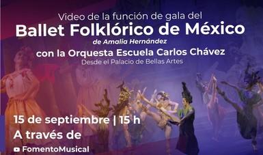 La Secretaría de Cultura conmemora el 210 aniversario del inicio de la Independencia de México.