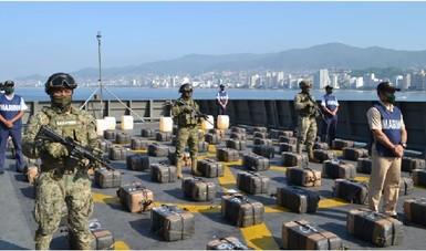 """Se informan acciones en Seguridad Marítima y Portuaria, Mant. del Edo. de Derecho, Salvaguarda de la Vida Humana y Atención a """"COVID-19"""""""