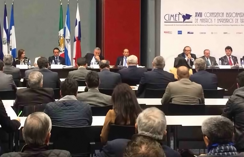 La SECTUR presentó, ante Ministros y empresarios de Iberoamérica, las oportunidades de inversión pública y privada en los espacios culturales, histórico y destinos naturales que posee México.